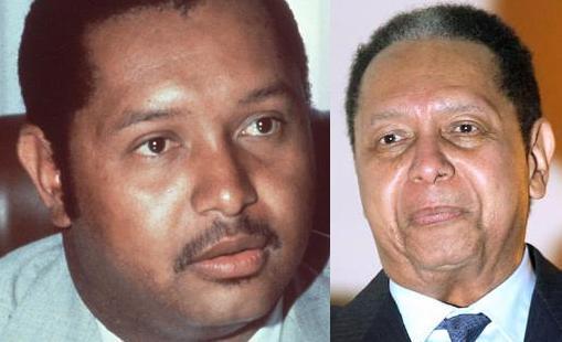Jean Claude 'Baby Doc' Duvalier