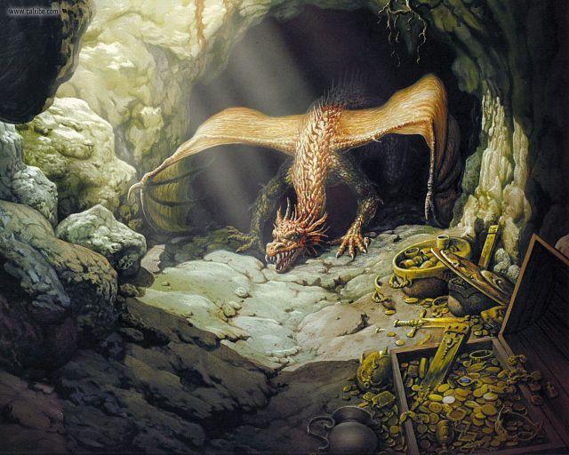 The Dragons Treasure