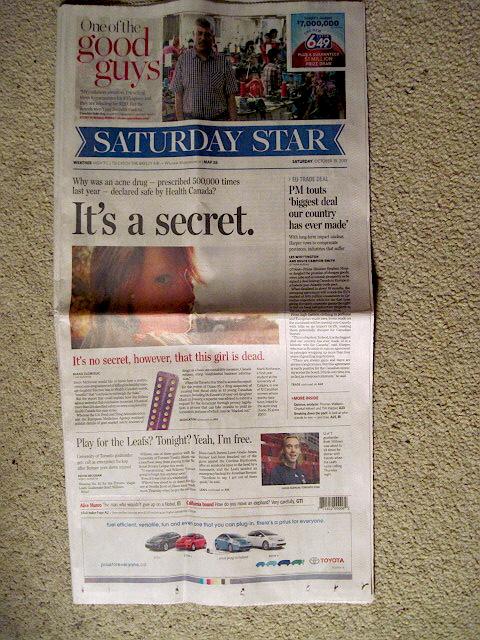 Secrets Toronto Star (2)