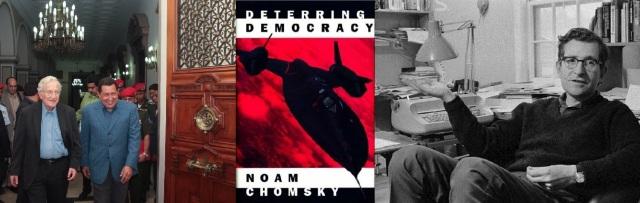 Chomsky Deterring Democracy Chavez