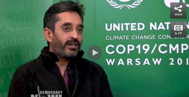 Nitin Sethi - Senior Assistant Editor of The Hindu