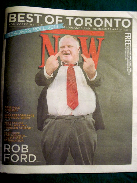 NOWs Rob Ford