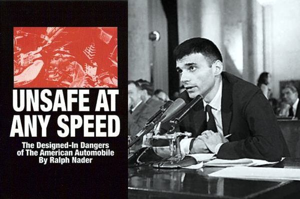 RalphNader Unsafe At Any Speed