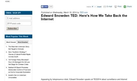 CD Ed Snowden fail