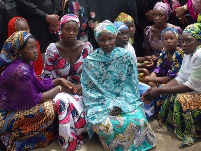 Boko Haram girls