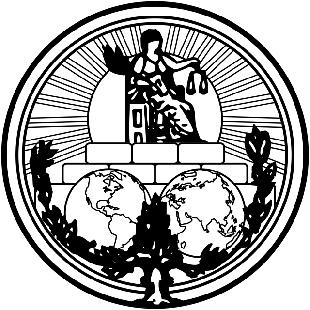 International Court of Justice logo
