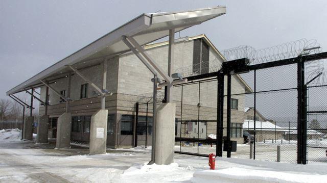 Fenbrook Prison in Gravenhurst, Ontario | photo by Rick Eglinton