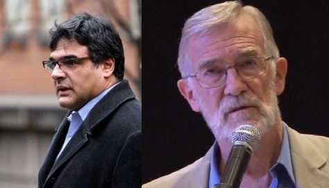 John Kiriakou and Ray McGovern