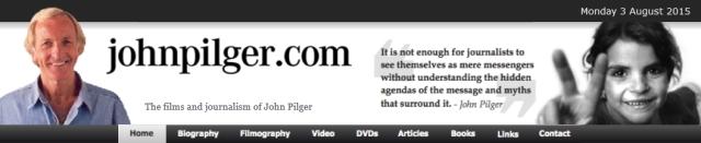 John Pilger blog