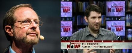 Robert Epstein and Eli Pariser