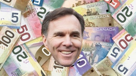 Bill 'Big Bucks' Morneau