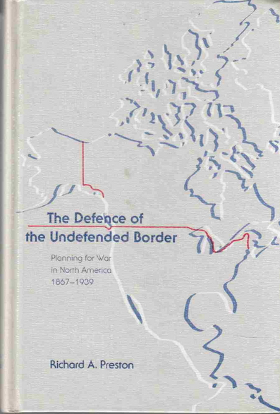 Defending The Undefended Border