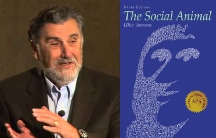 Elliot Aronson and his book