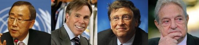 Powerful backers of Jeffrey Sachs: Ban Ki Moon (http://bit.ly/1PueJ0M) Tommy Hilfiger (http://bit.ly/1TxwmhR) Bill Gates (http://bit.ly/20k4gvP) George Soros (http://bit.ly/1nAq7xo)