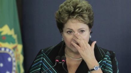 Dilma Rousseff - photo by  Eraldo Peres /Associated Press