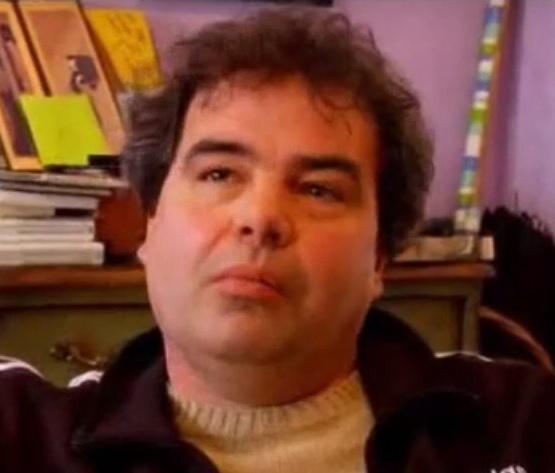 Jeffrey St. Clair (YouTube screengrab)